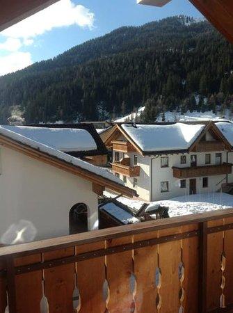 Hotel Schneeberg - Family Resort and Spa:                   vista dalla camera