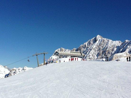 Parkhotel Ladinia :                   Skigebiet