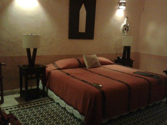Hotel Marionetas:                   camera accogliente