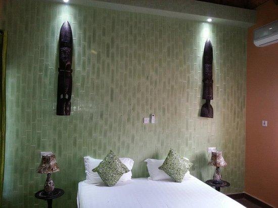 Blue Diamond Beach Spa Resort: African Room