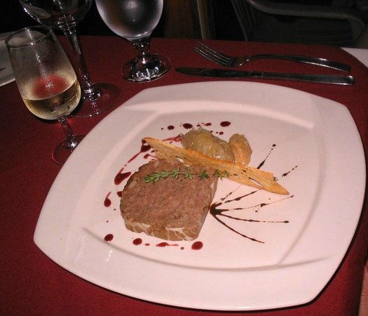 Auberge-Microbrasserie Le Baril Roulant: Délices du Chef