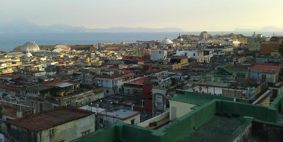 View from the terrace of Casa Chiara