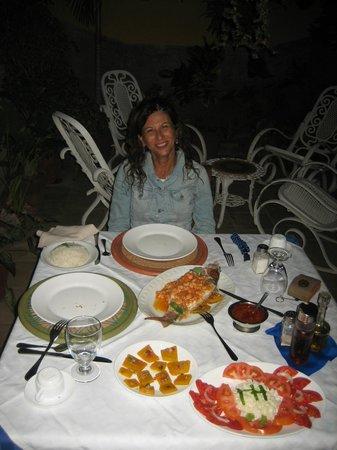 Hostal Dona Barbara:                   cena