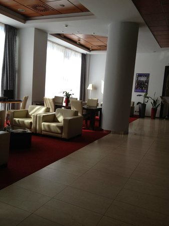 Imperial Hotel Ostrava: ΕΓΚΑΤΑΣΤΑΣΕΙΣ