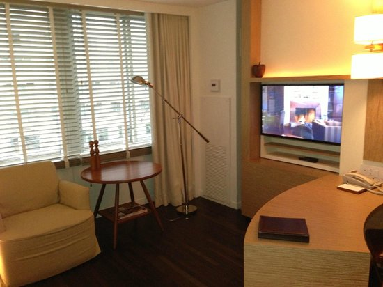 Park Hyatt Washington D.C.: Living Room