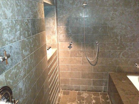 Park Hyatt Washington D.C.: Shower
