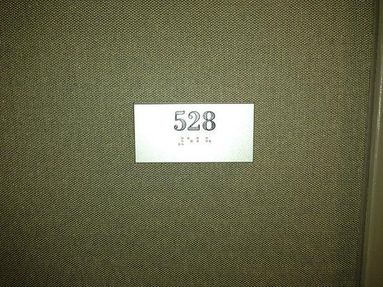 بارك حياة واشنطن: Room