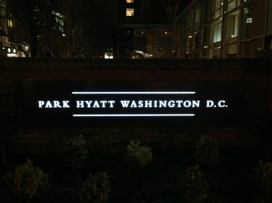 Park Hyatt Washington: Marquis
