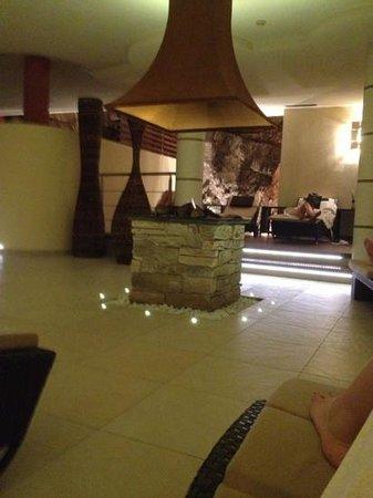 Dolce Casa Family Hotel & SPA:                   area del silenzio