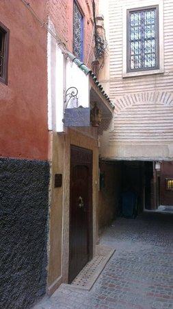 Dar Moulay Ali:                   l'hotel