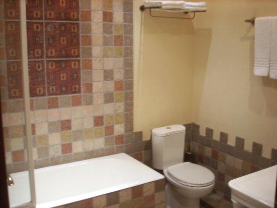 Ambassadori Tbilisi Hotel: Bathroom