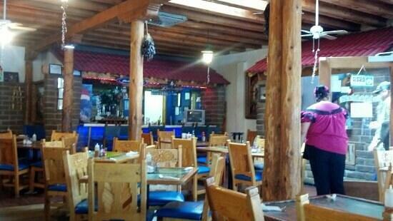Casa DE Fiesta Mexican Grill: inside