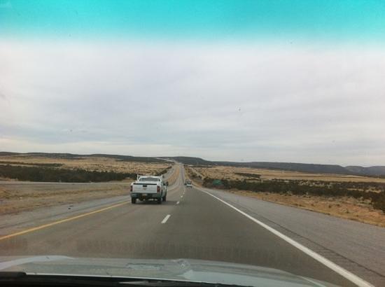 Llano Estacado: deserto