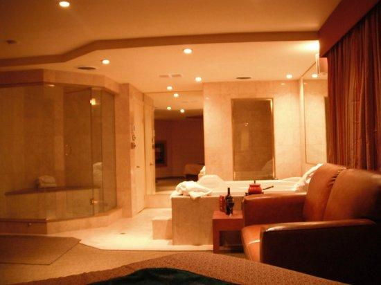 Le Fabreville Motel et Suites : chambre utopia
