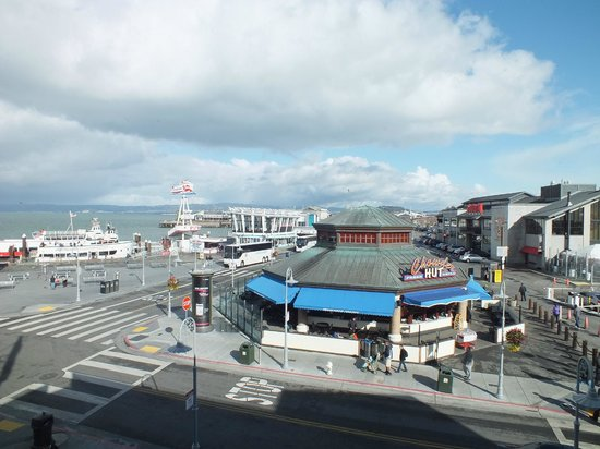 Fisherman's Wharf: A view of the wharf..