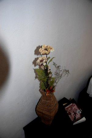 Amelie Tulum:                   Ausgetrocknete Plastikblume