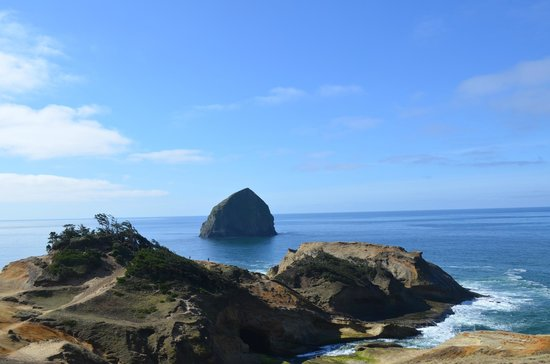 Oregon Coast, OR:                   Cape Kiwanda