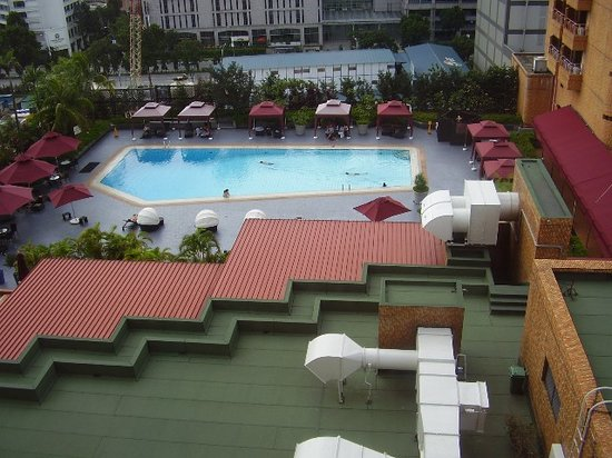 Novotel Singapore Clarke Quay:                   Pool