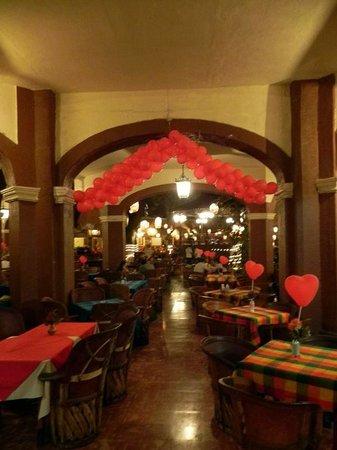 El Nahual : Dining Area
