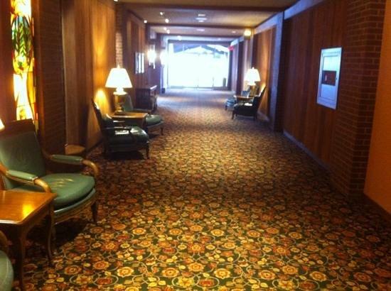 Little America Hotel Flagstaff: corridoio
