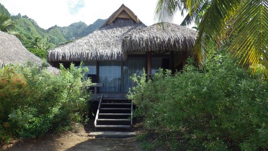 InterContinental Resort & Spa Moorea:                   bungalow 408