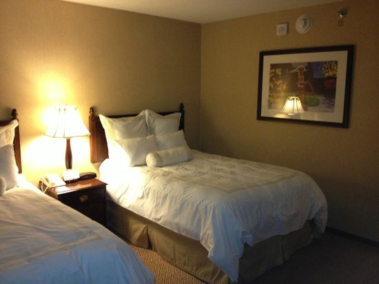 Springfield Marriott:                   Room