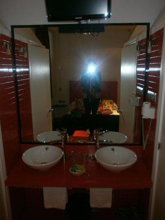 Hostal Santo Domingo:                   Standard double room