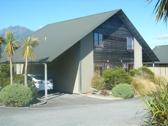 Glenfern Villas Franz Josef: Villa No 1