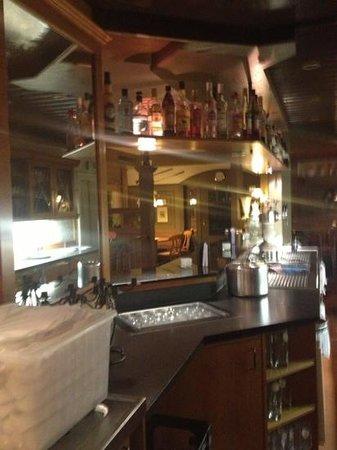 Hotel Schoenau :                   the bar