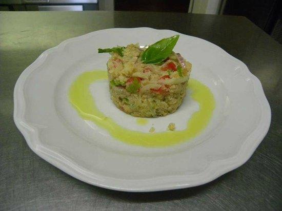Ghiaccio Bosco: panzanella