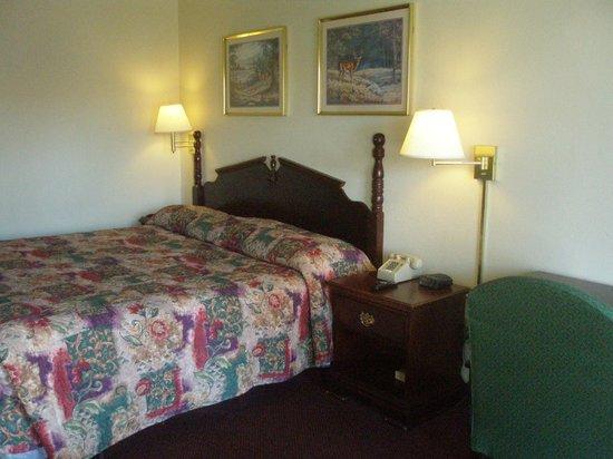 Super 8 Ashland/richmond:                   room