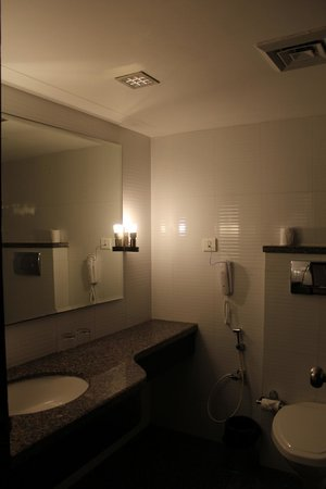 Hotel Taj Resorts: Bathroom