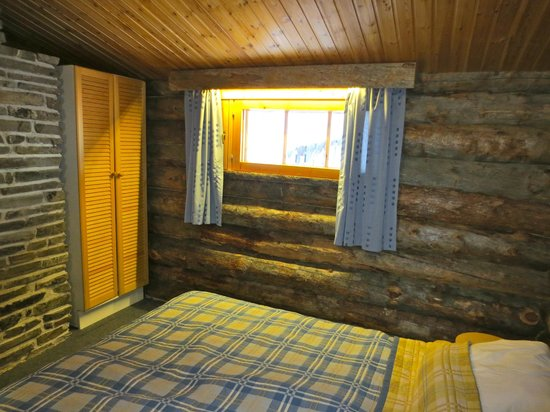 Hotel Iso-Syote: Kelo Cottage bedroom