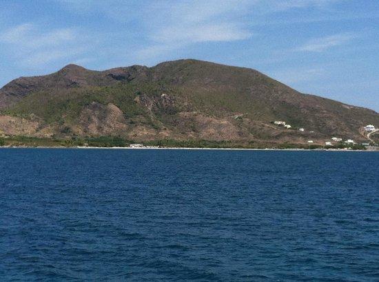 Ride St.Kitts :                   views