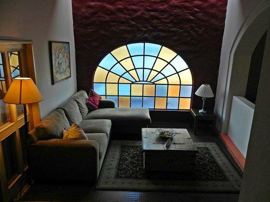 كوينتا دون خوسيه بوتيك هوتل:                   Villa #4 Sitting Area                 