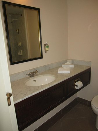 Grafton Capital Hotel: Bathroom