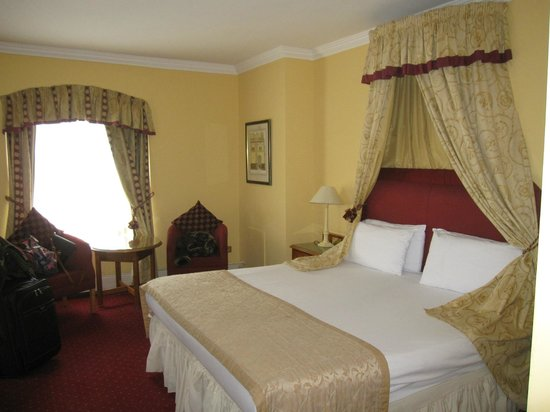 Grafton Capital Hotel: nice design