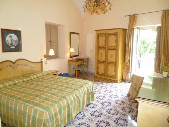 Antiche Mura Hotel:                   Room 605
