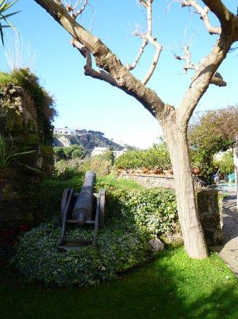 Antiche Mura Hotel:                   Garden