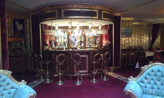 Best Western Antea Palace Hotel & Spa:                   Bar