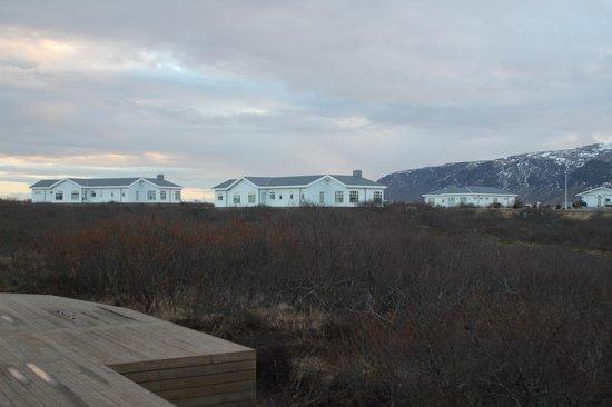 Hotel Grimsborgir: Stunning location.