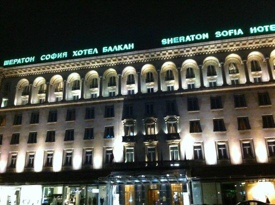 Sofia Hotel Balkan, a Luxury Collection Hotel照片