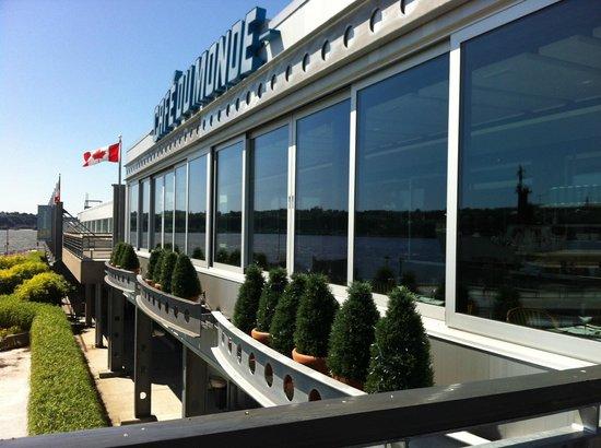 Le Cafe Du Monde Restaurant Quebec City