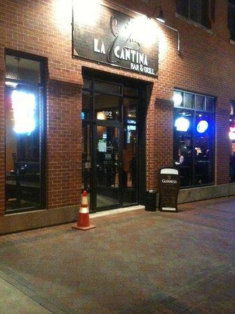 La Cantina Bar & Grill