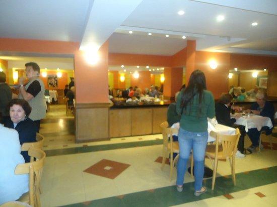 Hotel Aguas Del Sur:                   Comedor