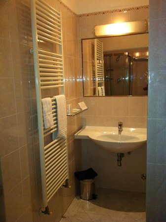 Metropolitan Hotel: Baño