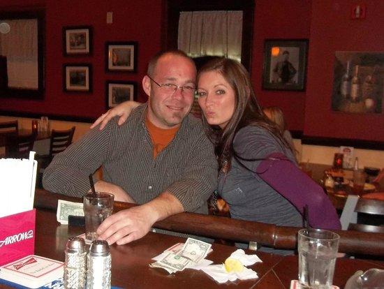 Ruebel Hotel:                   After dinner drinks in the bar