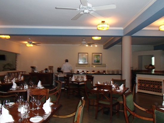 Sensatori Jamaica by Karisma:                   The Palms: Buffet Restaurant