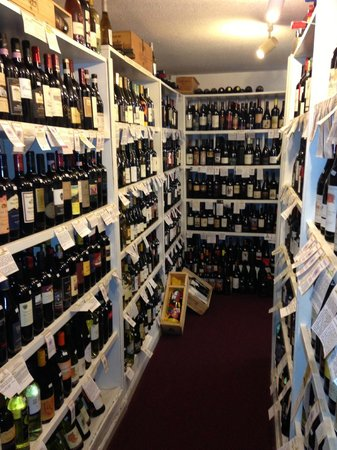 Clusters & Hops: A great wine selection