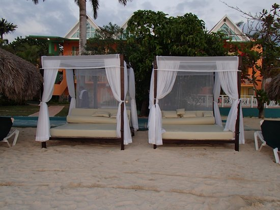 Azul Beach Resort Sensatori Jamaica by Karisma:                   cabanas